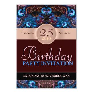 Fantasy Dreams Birthday Party Invitation