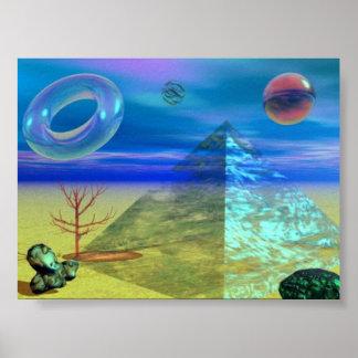 Fantasy Egypt Poster