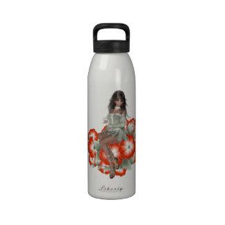 Fantasy Elf Liberty Water Bottle