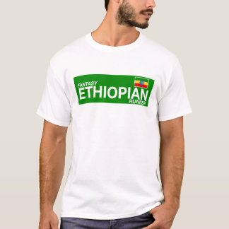 Fantasy Ethiopian - Mens T-Shirt