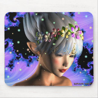 Fantasy Faerie Series 1 Mouse Pad