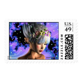 Fantasy Faerie Stamps