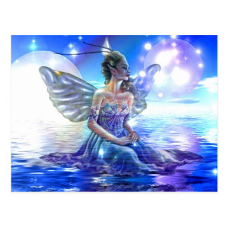 Fantasy Faeries Gifts Postcard