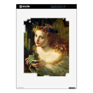 Fantasy Faeries Skins For The iPad 2