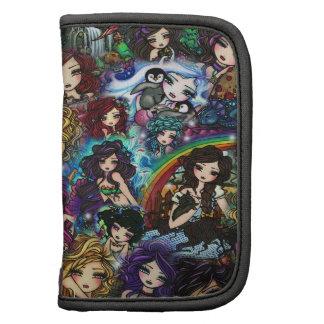 Fantasy Fairies & Mermaids Super Cute Planner