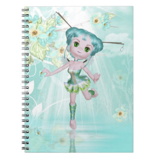 Fantasy Fairy Art Journal Gift