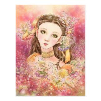 Fantasy Fairy Art Postcard