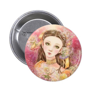 Fantasy Fairy Button