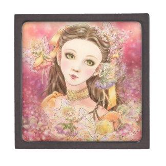 Fantasy Fairy Gift Box Premium Keepsake Box