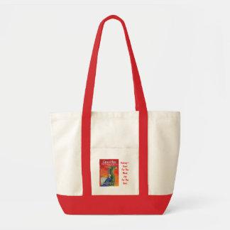 Fantasy~ Feast For The Mind, Joy For The Soul Impulse Tote Bag