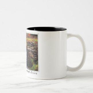Fantasy, Ferroggiaro-du Bois Gallery Collection Two-Tone Coffee Mug