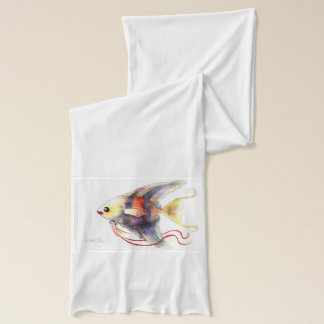 Fantasy Fish: Angelica & Angelo Scarf