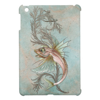 Fantasy Fish Art Nouveau iPad Mini Case
