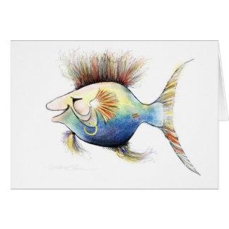 Fantasy Fish: Cod Stewart Card