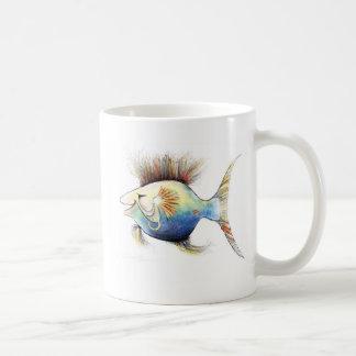 Fantasy Fish: Cod Stewart Mugs