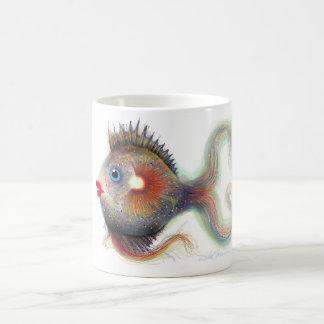 Fantasy Fish: Fancy Coffee Mug
