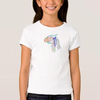 Fantasy Fish Tee Shirt for Girls