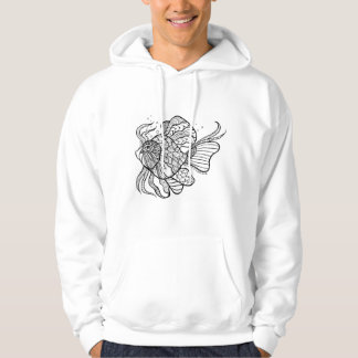 FANTASY FISH YOU COLOR IT T-SHIRTS, HOODIES, TOPS