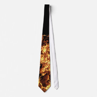 FANTASY FLAMES (Neck Effects) Tie