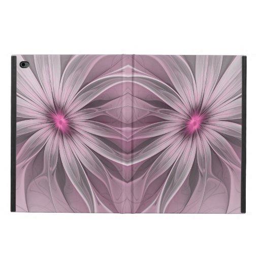 Fantasy Flower Abstract Plum Floral Fractal Art Powis iPad Air 2 Case