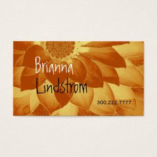 FANTASY FLOWER BUSINESS CARD