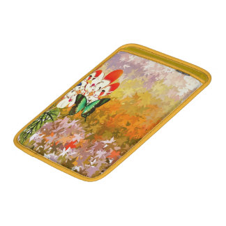 Fantasy Flower MacBook Sleeves