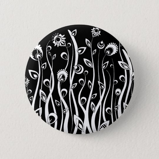 fantasy flowers button