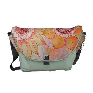 Fantasy Flowers For Easter Bag Courier Bag