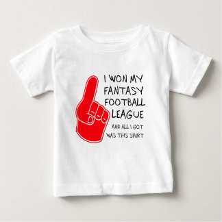 Fantasy Foorball Shirt Foam Finger