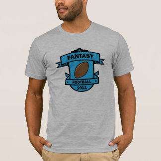 Fantasy Football 2011 Blue T-Shirt