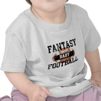 Fantasy Football Baby Tshirts