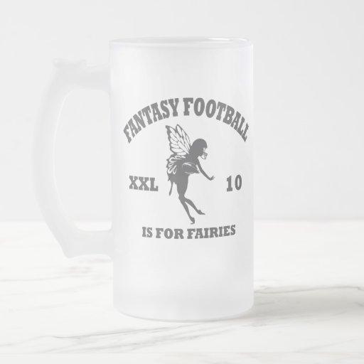 Fantasy Football Beer Mug