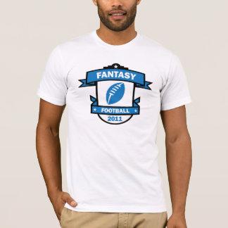 Fantasy Football Blue T-Shirt