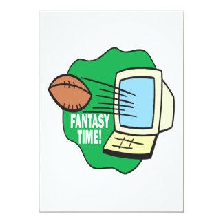 Fantasy Football Card