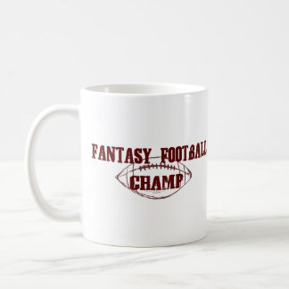 Fantasy Football Champ Coffee Mug