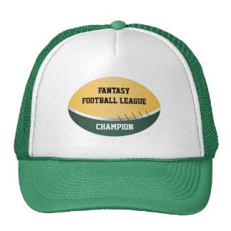 Fantasy Football Champ (customizable) Trucker Hat