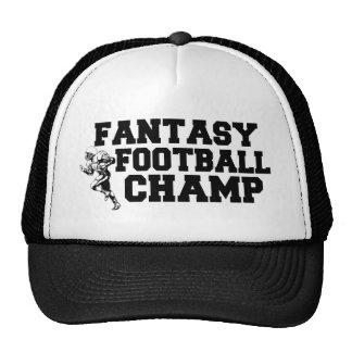 Fantasy Football Champ hat