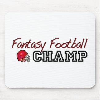 Fantasy Football Champ Mouse Pad