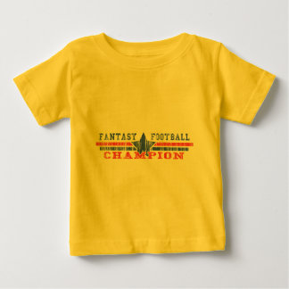 Fantasy Football Champion Baby T-Shirt