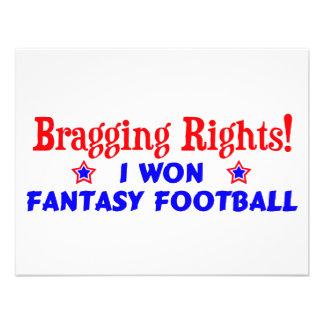 Fantasy Football Champion Invites