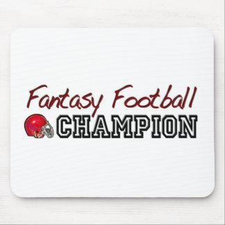 Fantasy Football Champion Mouse Pad