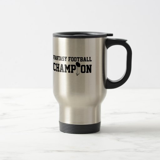 Fantasy Football Champion Coffee Mugs