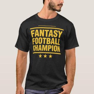 Fantasy Football Champion! T-Shirt