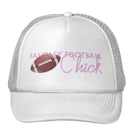 Fantasy Football Chick Trucker Hat