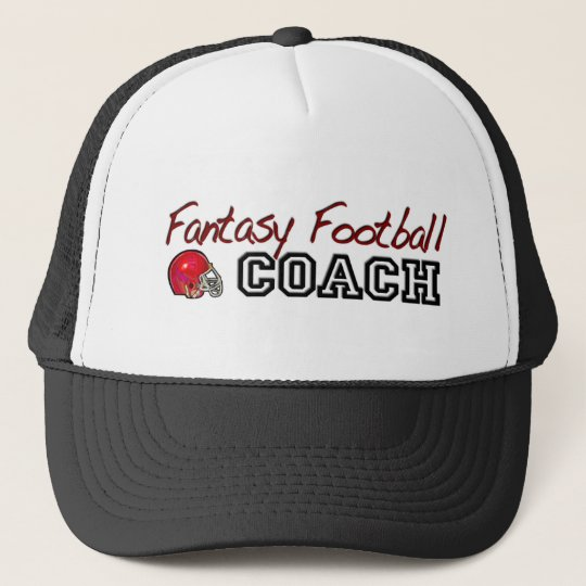 Fantasy Football Coach Trucker Hat