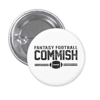 Fantasy Football Commish Button