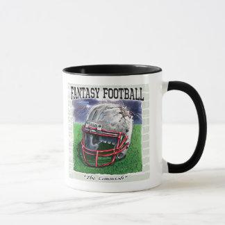 Fantasy Football Commish Gear Mug