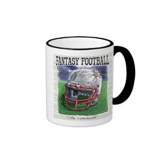 Fantasy Football Commish Gear Coffee Mug