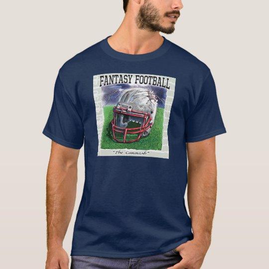 Fantasy Football Commish Gear T-Shirt