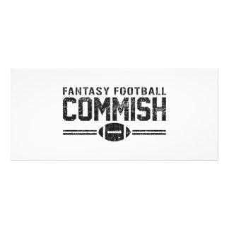 Fantasy Football Commish Rack Card